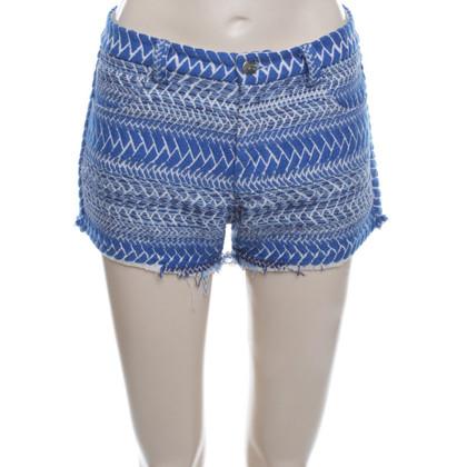 Iro Shorts mit Muster