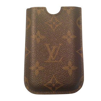 Louis Vuitton iPhone3 Custodia Monogram Canvas