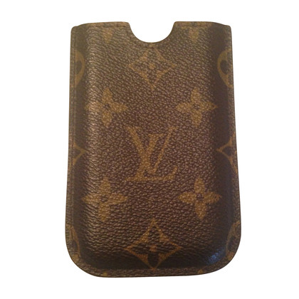 Louis Vuitton iPhone3 Case aus Monogram Canvas