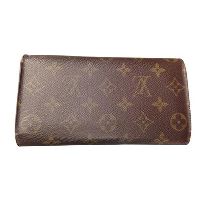 Louis Vuitton Portemonnaie aus Monogram Canvas