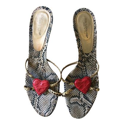 Dolce & Gabbana flip Flops