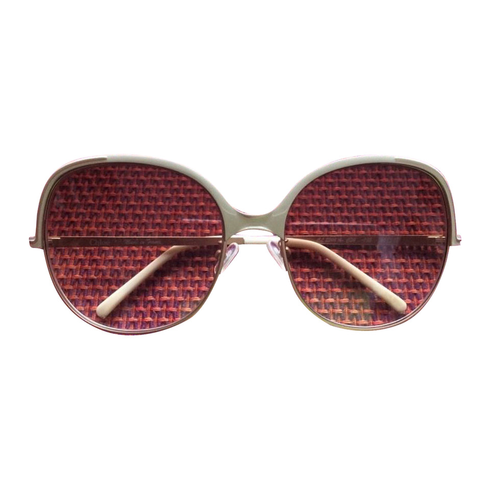 Chloé Sunglasses in beige