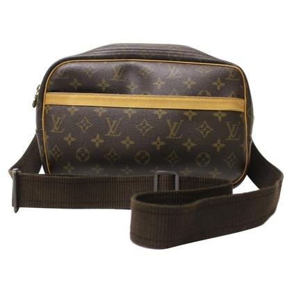 """Louis Vuitton """"Reporter Bag Monogram Canvas"""""""