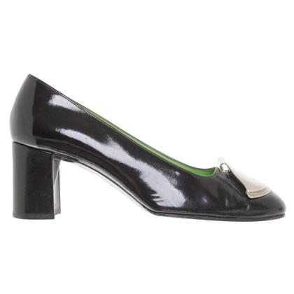 Karl Lagerfeld pumps in black