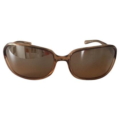Prada gespiegelde zonnebril