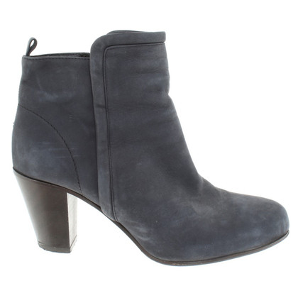 Filippa K Ankle boots in dark blue