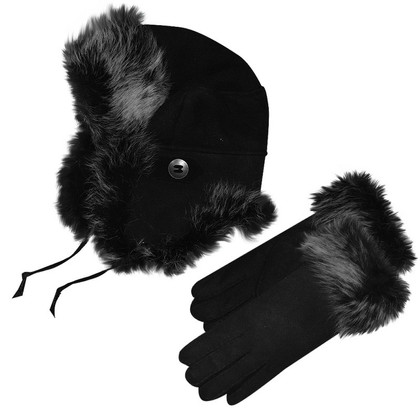 Emu Australia Hat and gloves