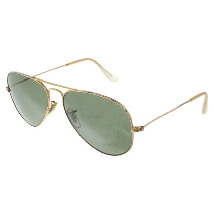 Ray Ban Zonnebril in Gold