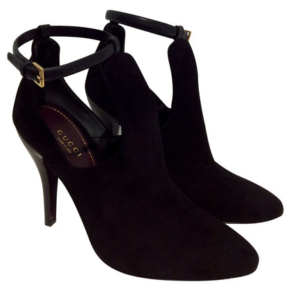 Gucci Ankle Boots in Schwarz