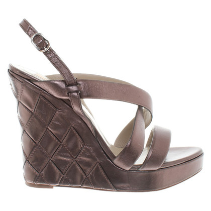 Valentino Sandals with wedge heel