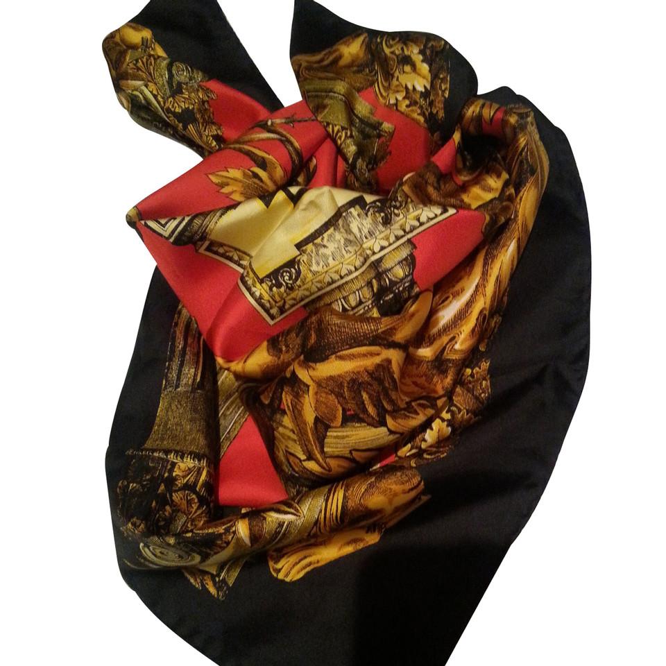 Ferre silk scarf