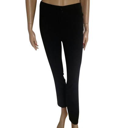 Chanel Skinny trousers made of silk
