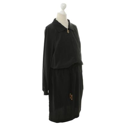 Escada Silk dress in black