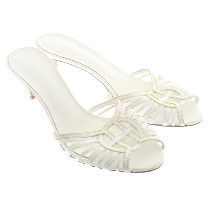 Hugo Boss Sandals in White