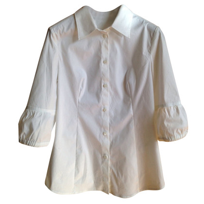 Miu Miu witte blouse