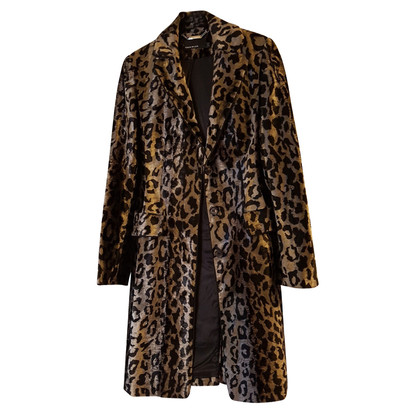 Karen Millen Cappotto di pelliccia ecologica