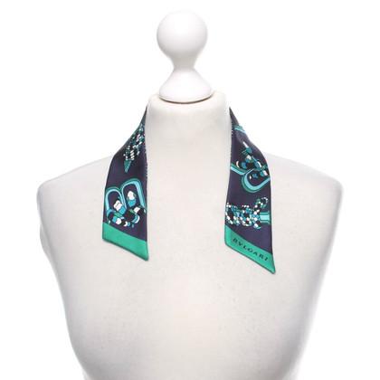 Bulgari Silk Plein sjaal
