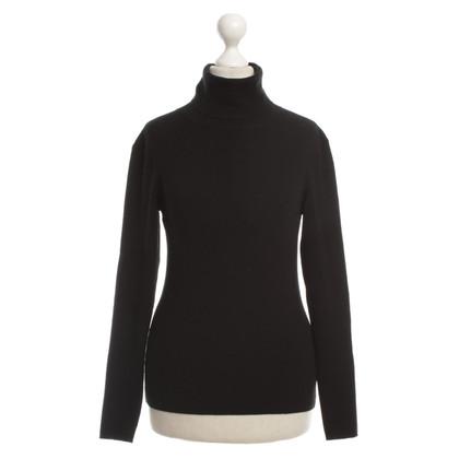 René Lezard Fine gauge Turtleneck Sweater