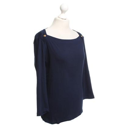 Polo Ralph Lauren T-shirt in blu scuro