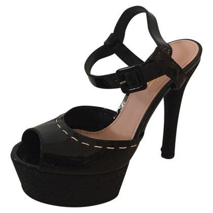 Sebastian Milano  Sandals in black
