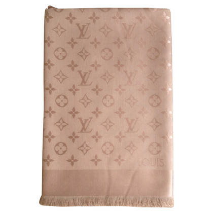 Louis Vuitton Monogram-Tuch in Capucine