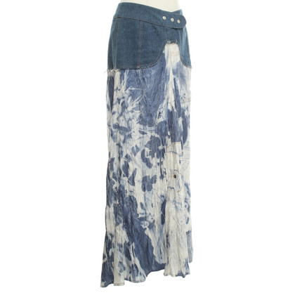 Just Cavalli skirt with pattern