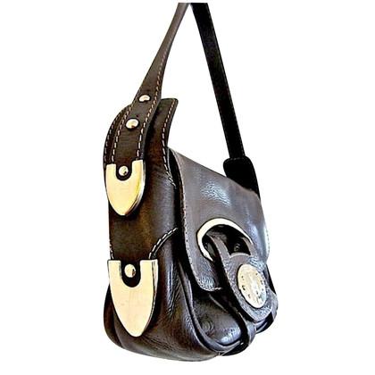 Bally Brown shoulder bag