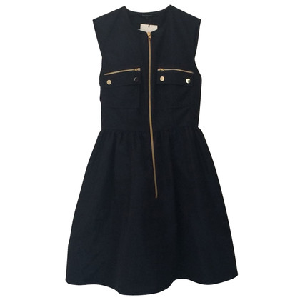 Tara Jarmon Summer dress in navy