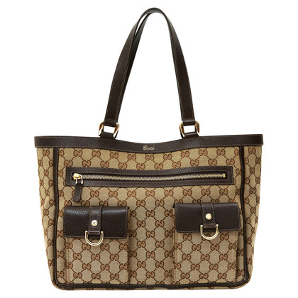 Gucci GG borsa di tela