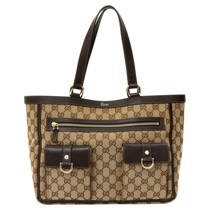 Gucci CANVAS GG BAG