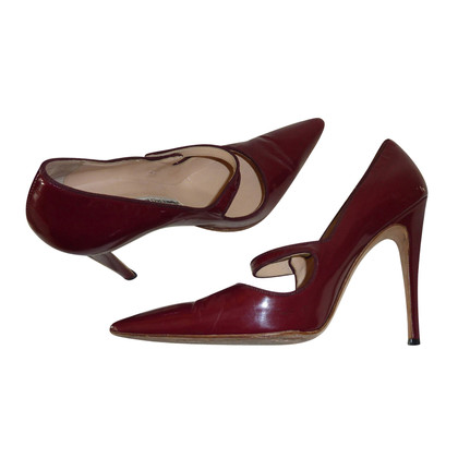 Manolo Blahnik Mary Janes