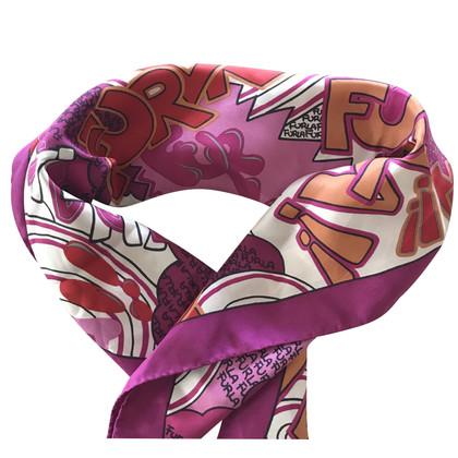Furla sciarpa di seta
