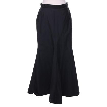 La Perla Lange rok in zwart