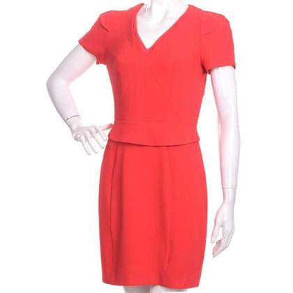 Reiss Peplum Dress