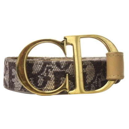Christian Dior Belt in beige