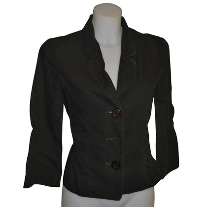Moschino Cheap and Chic Jacket of cotton / linen