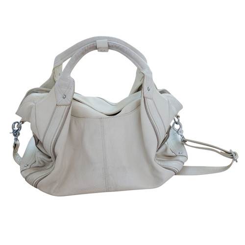7 For All Mankind Leather Handbag