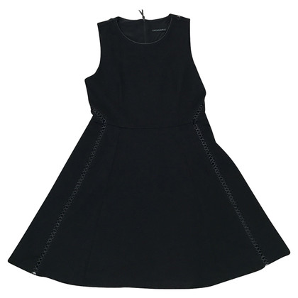 Cynthia Rowley Schwarzes Kleid
