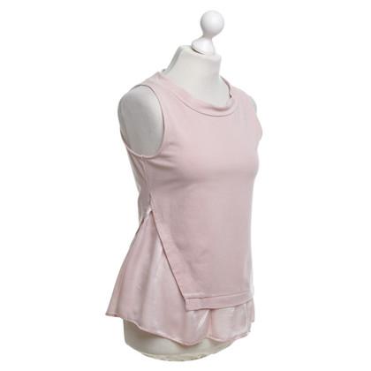 Schumacher Top in blush pink