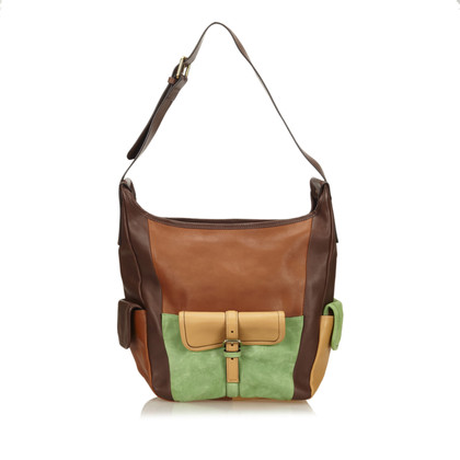Chloé Patchwork Paddington Hobo