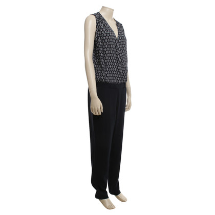 Cinque Jumpsuit with pattern