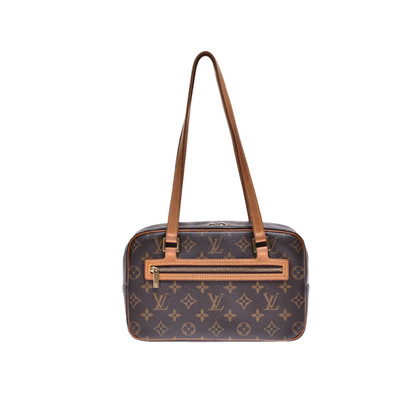 Louis Vuitton Cite MM Monogram
