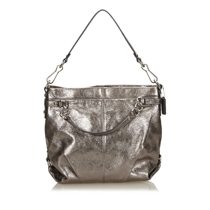 Coach Metallic Shoulder Bag
