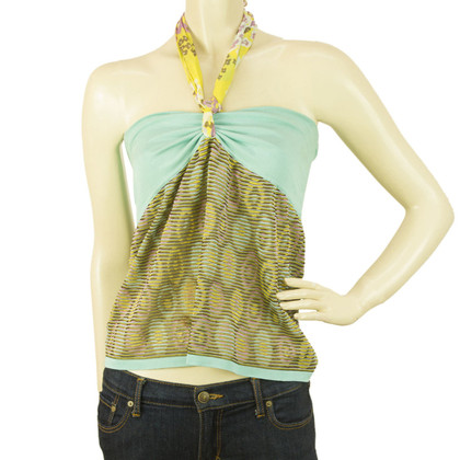 Missoni Strapless Top