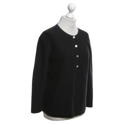 Hermès Maglione in nero