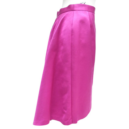 Christian Dior skirt with folds