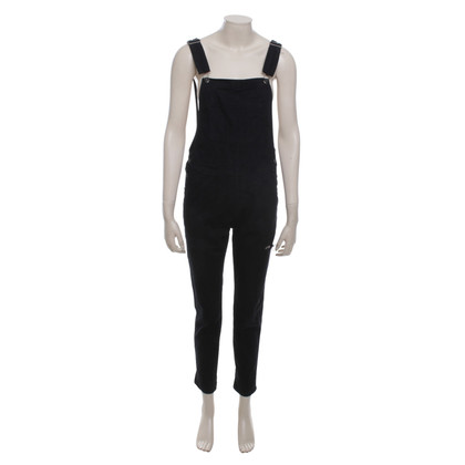 Adriano Goldschmied Dungarees in black