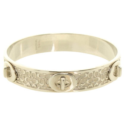 Coach Bangle with details