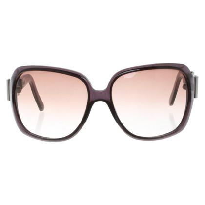 Gucci Sunglasses in violet