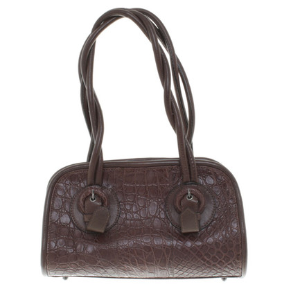 Walter Steiger Shoulder Bag in Brown